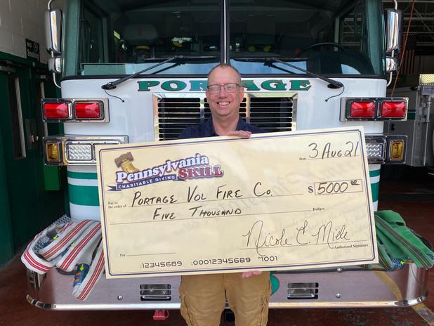 Portage Volunteer Fire Company
