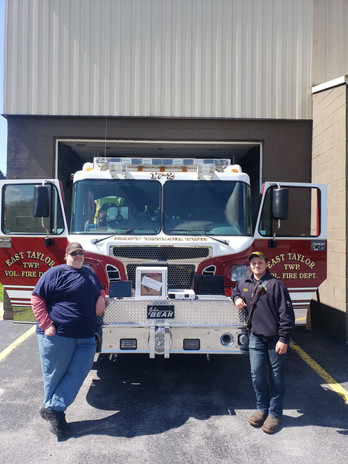 East Taylor Township Volunteer Fire Department