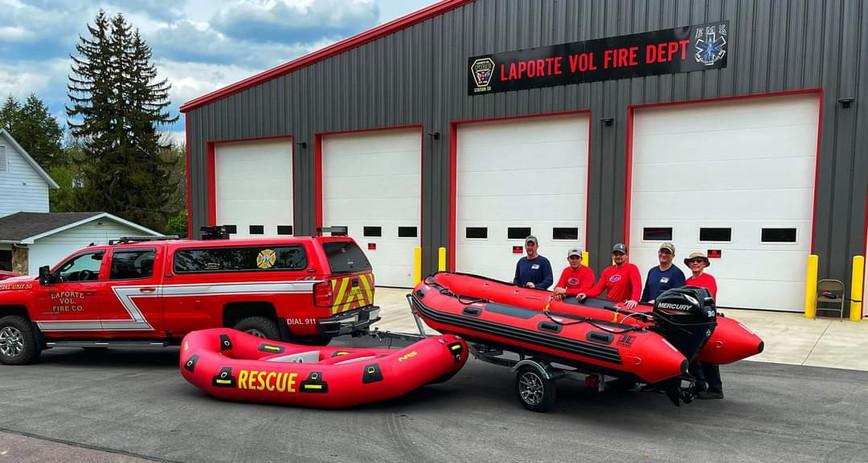 Laporte Volunteer Fire Department