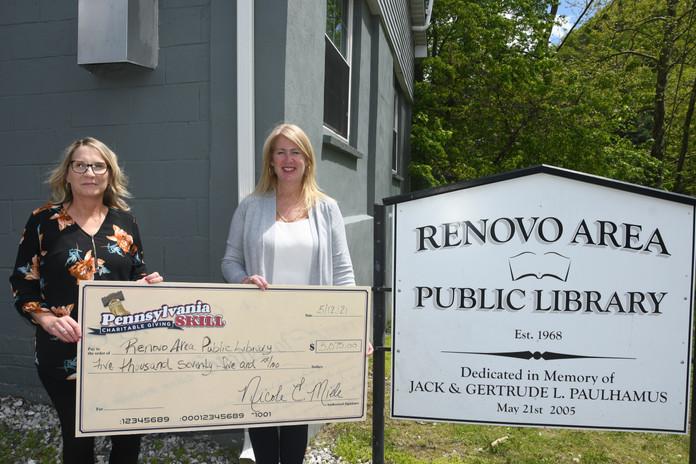 Renovo Area Public Library