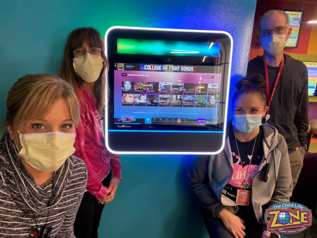 Children's Hospital Receives Jukebox