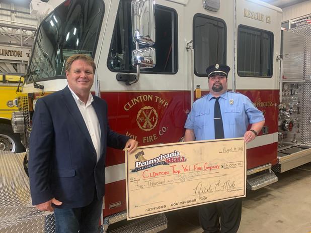 Clinton Township Volunteer Fire Company