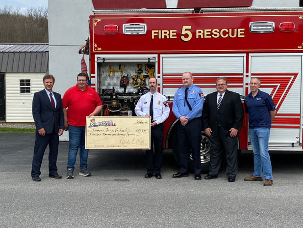 Lawrenceville Township Volunteer Fire Deptment
