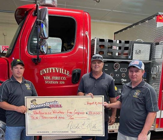 Unityville Volunteer Fire Company