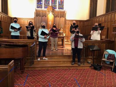 Blair Concert Chorale