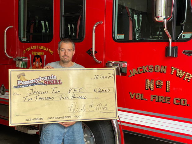 Jackson Volunteer Fire