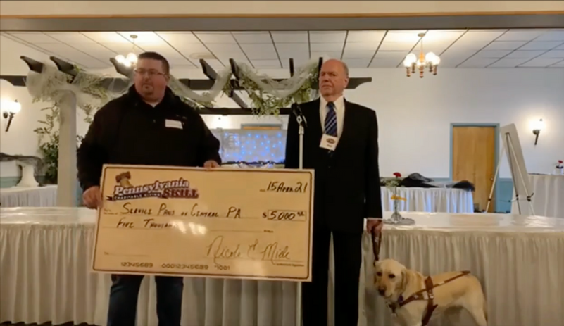 Service Paws of Central PA
