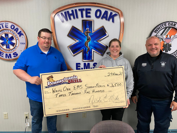 White Oak EMS Search and Rescue