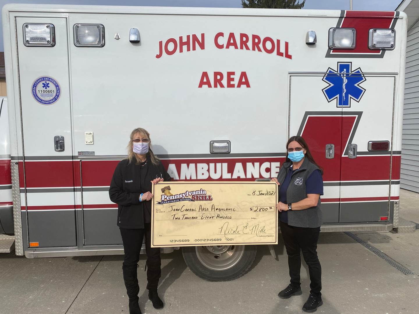 John Carroll Area Ambulance