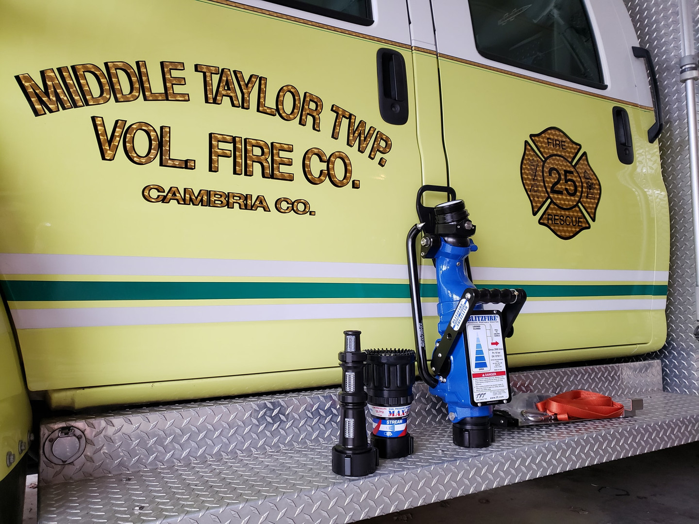 Middle Taylor Volunteer Fire Company