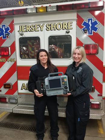 Jersey Shore Area EMS