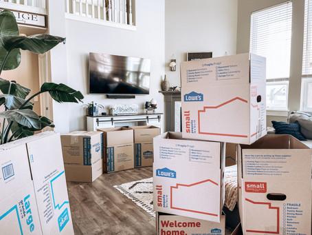 22 Moving Hacks & Tips