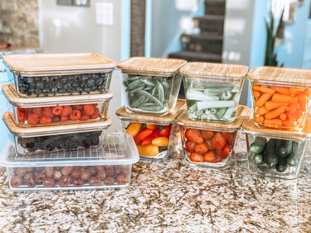 Fall Deep Cleaning, Organizing & Fall Recipes!