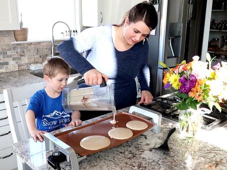 Easy Healthy Recipes! (gluten + dairy free)