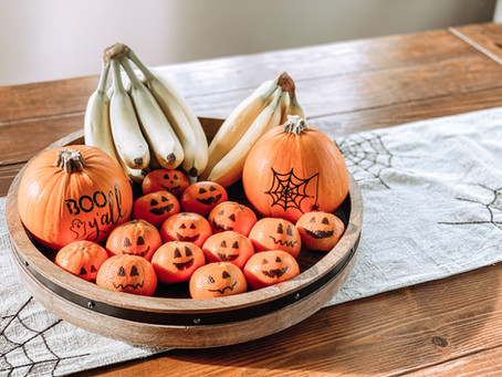 Halloween Decorating & Recipes for 2020
