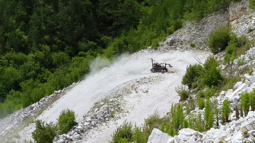 RZR in action