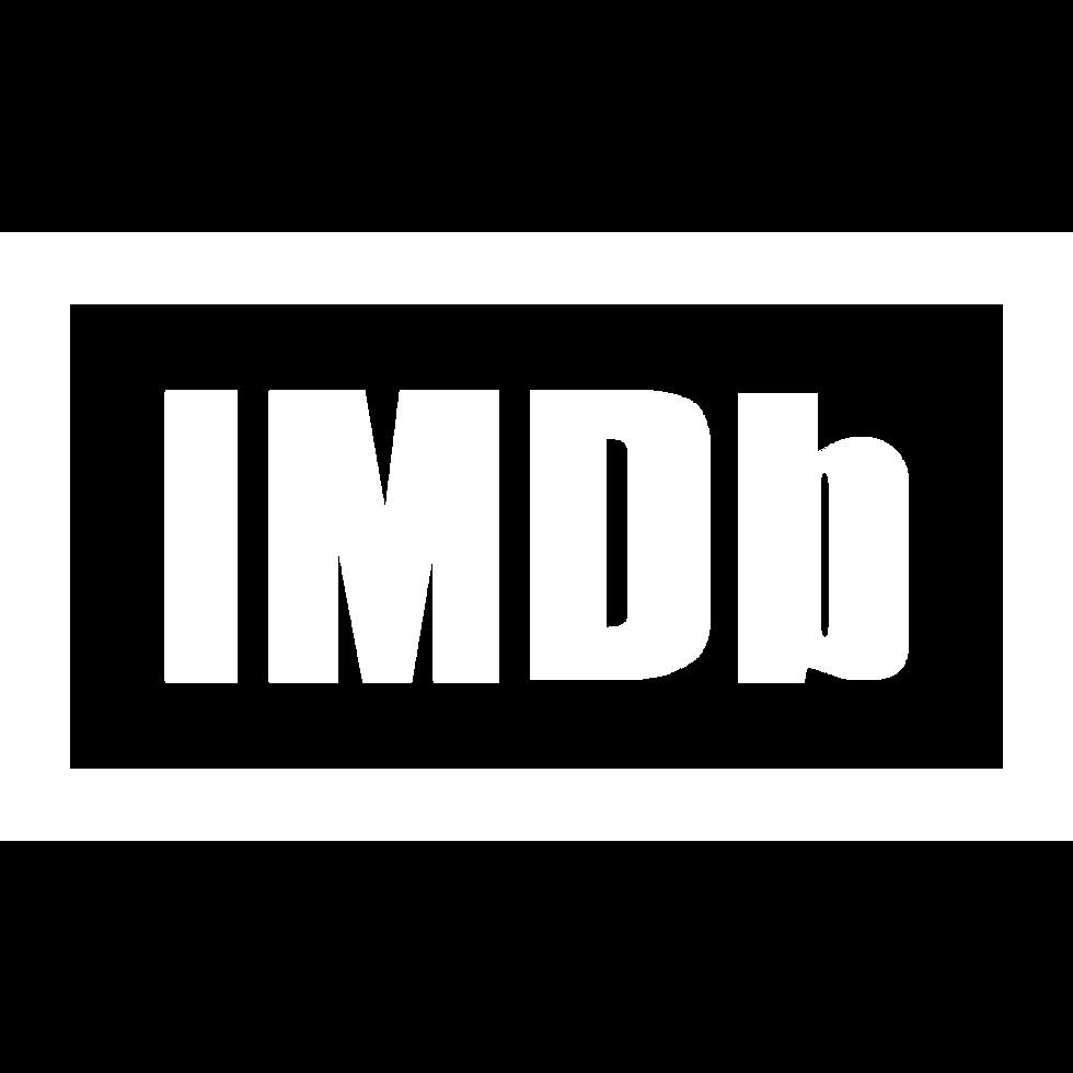imdb logo white