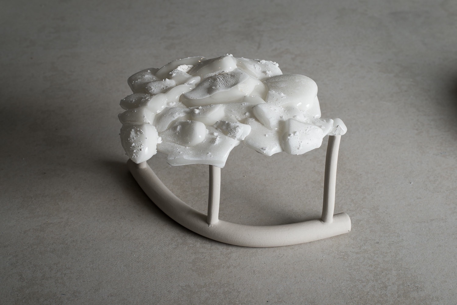 (Artificial rock no.2) 2014, honours gra