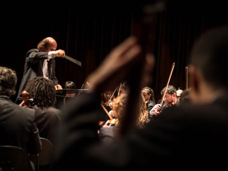 A Orquestra Sinfônica de Santa Catarina voltou