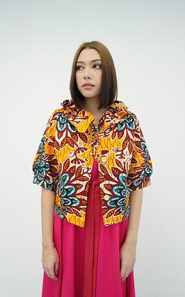 Arabella Collar Frill Jacket