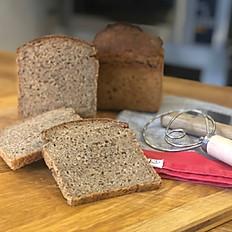 Chia Tohumlu Çavdar Ekmeği 500g