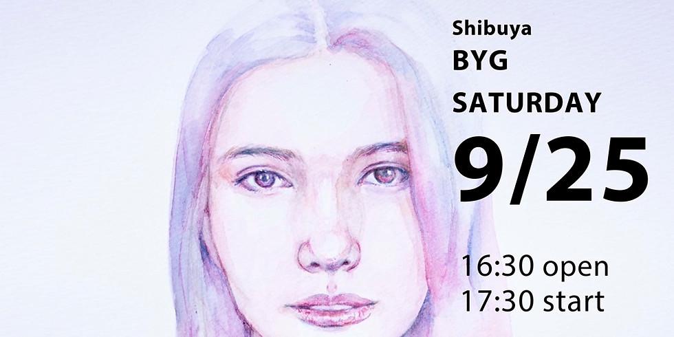 B1969 PROJECT  BLIND BLUES CINEMAS (ブラインド・ブルース・キネマズ) LIVE
