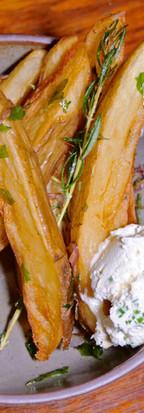 fried potato  / フレンチフライ