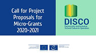 Call for Project Proposals Micro-Grants