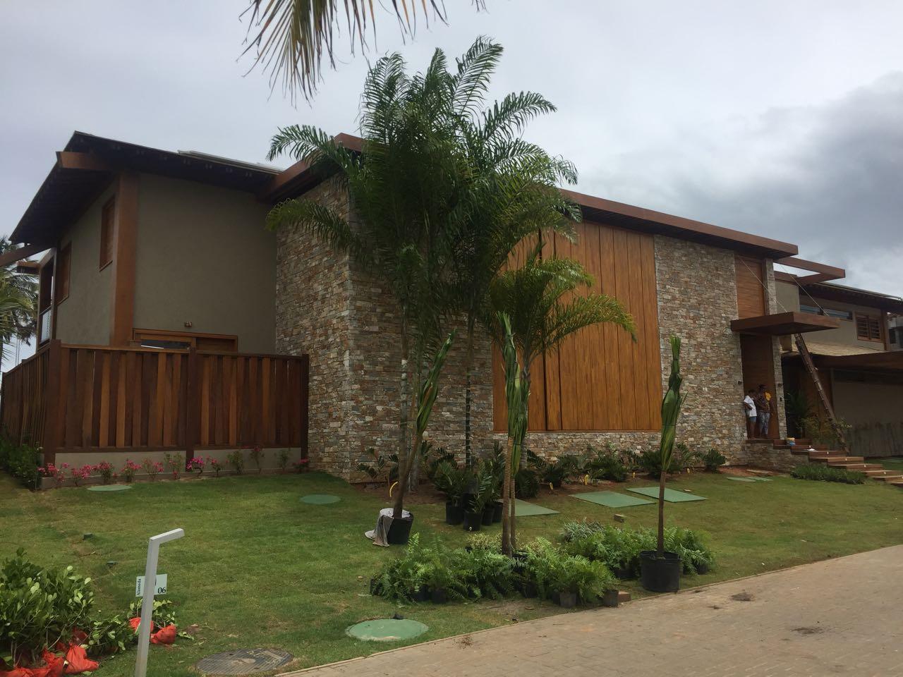 Residência em Praia do Forte/BA