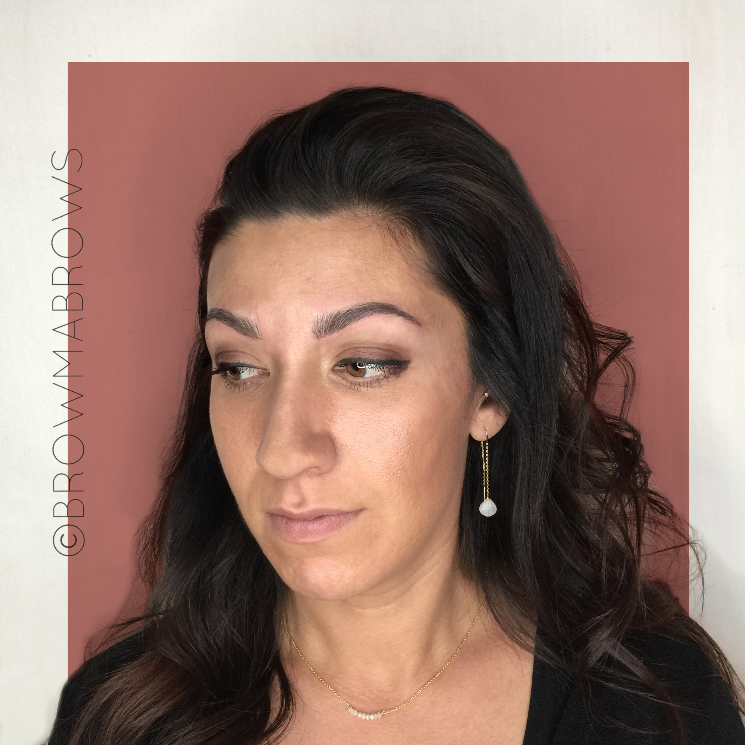 Full Face Microblading Results