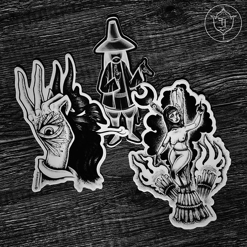 The Occult Sticker Pack