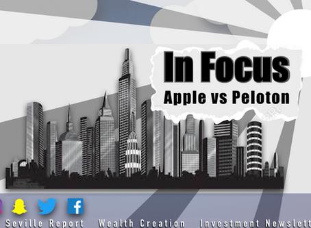 In Focus: Apple vs Peloton