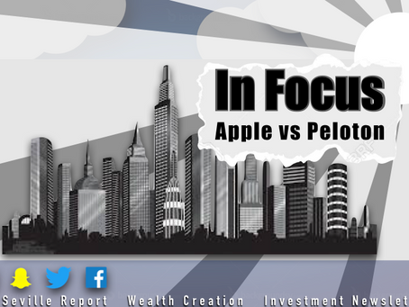 In Focus: Apple vs Peloton