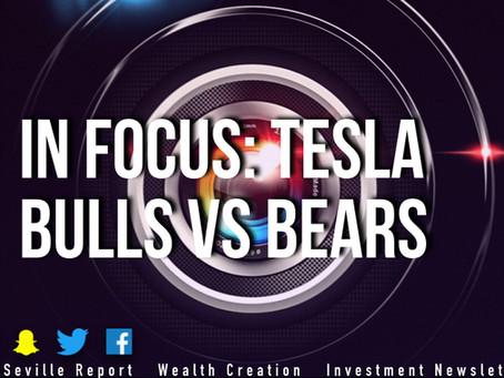 In Focus: Tesla Bulls and Bears