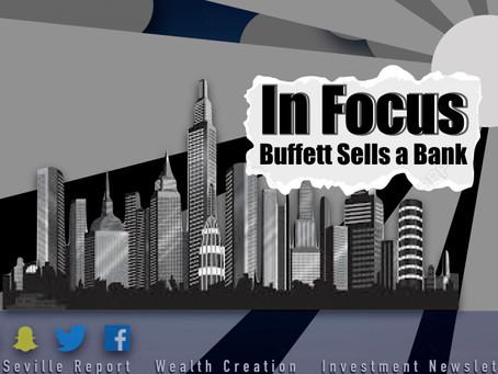 In Focus: Buffett Sells a Bank