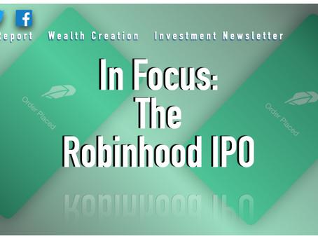 In Focus: The Robinhood IPO