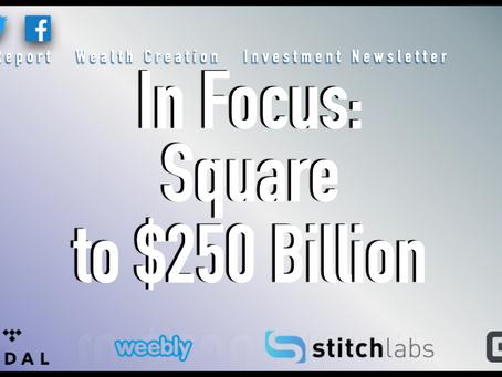 In Focus: Square to $250 Billion