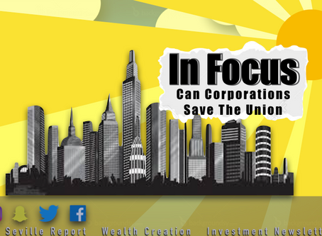 In Focus: Can Corporations Save The Union