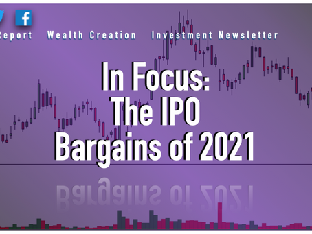 In Focus: The IPO Bargains of 2021
