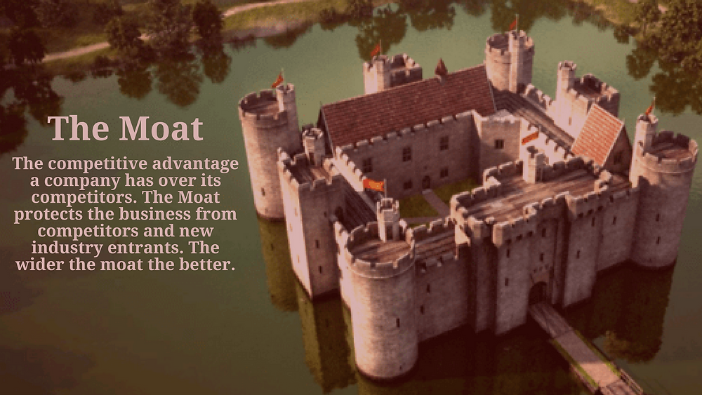 The Financial Moat