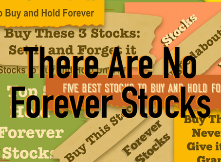 There are No Forever Stocks