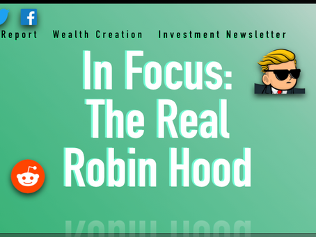 In Focus: WallStreetBets, the Real Robin Hood