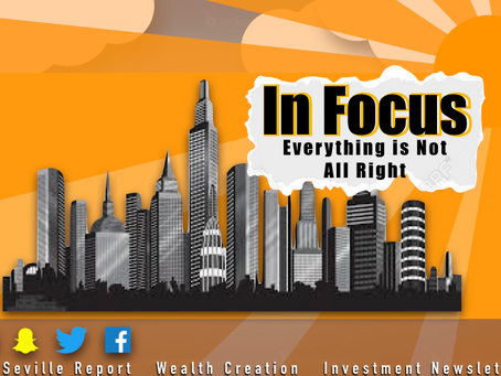 In Focus: Everything is Not All Right
