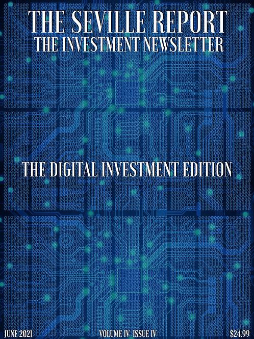 The Seville Report Investment Newsletter June 2021