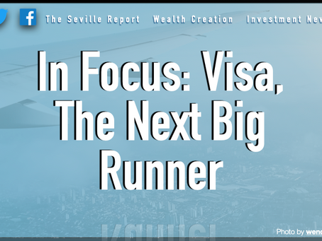 In Focus: Visa, the Next Big Runner