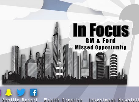 In Focus: GM & Ford, Opportunity Missed