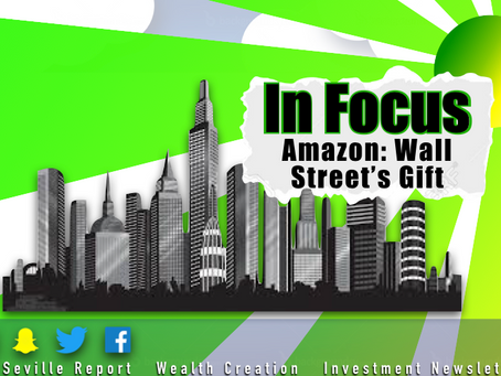 In Focus: Amazon, A Gift From Wall Street