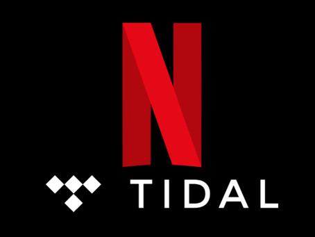 Netflix Should Buy Tidal