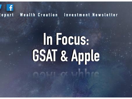 In Focus: GSAT and Apple