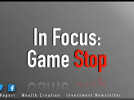 In Focus: GameStop